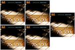 6 CD Collection: Vols 1-6: 70s Soul Superstars