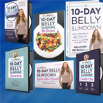 10 Day Belly Slimdown Level 2: Master Package