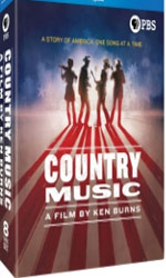 DVD: Ken Burns Country Christmas Concert at the Ryman