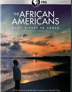 2 DVD SET: The African Americans Many Rivers to Cross
