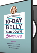 10 Day Belly Slimdown Level 1: Program DVD