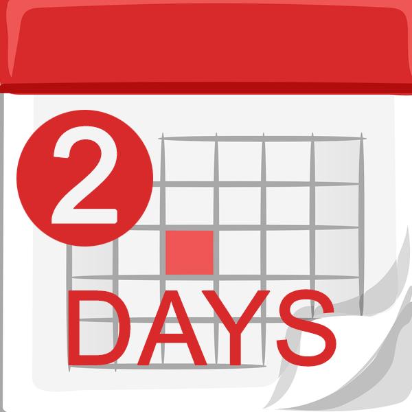 2-Day Sponsorships