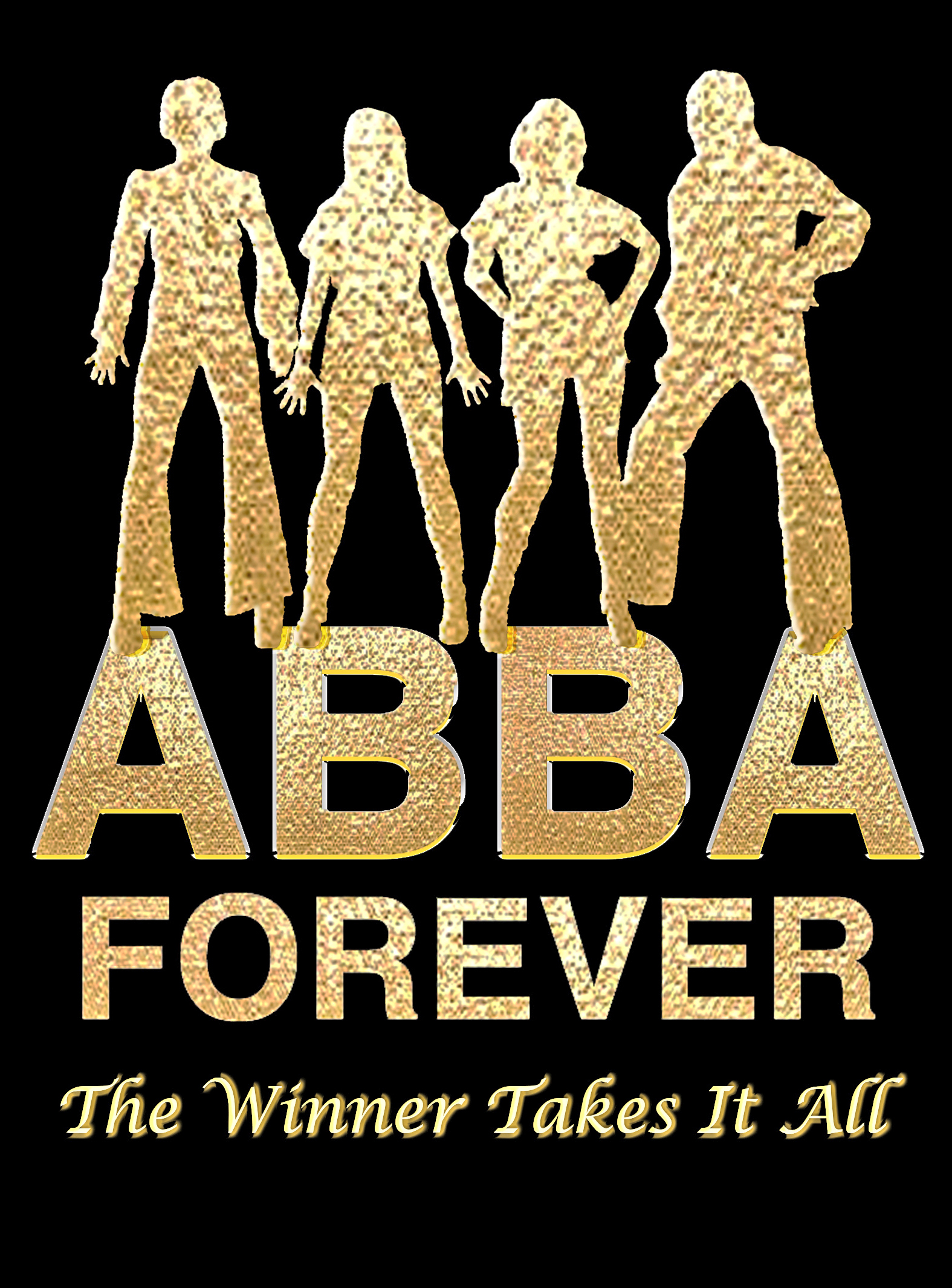 DVD, ABBA Forever: The Winner Takes It All  (Theatrical Version)