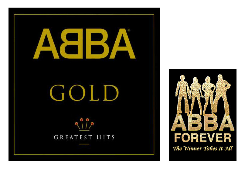 Combo: DVD + 2-LP Vinyl, DVD, ABBA Forever: TheWinner Takes It All (Theatrical Version) + 2LP Vinyl, ABBA Gold
