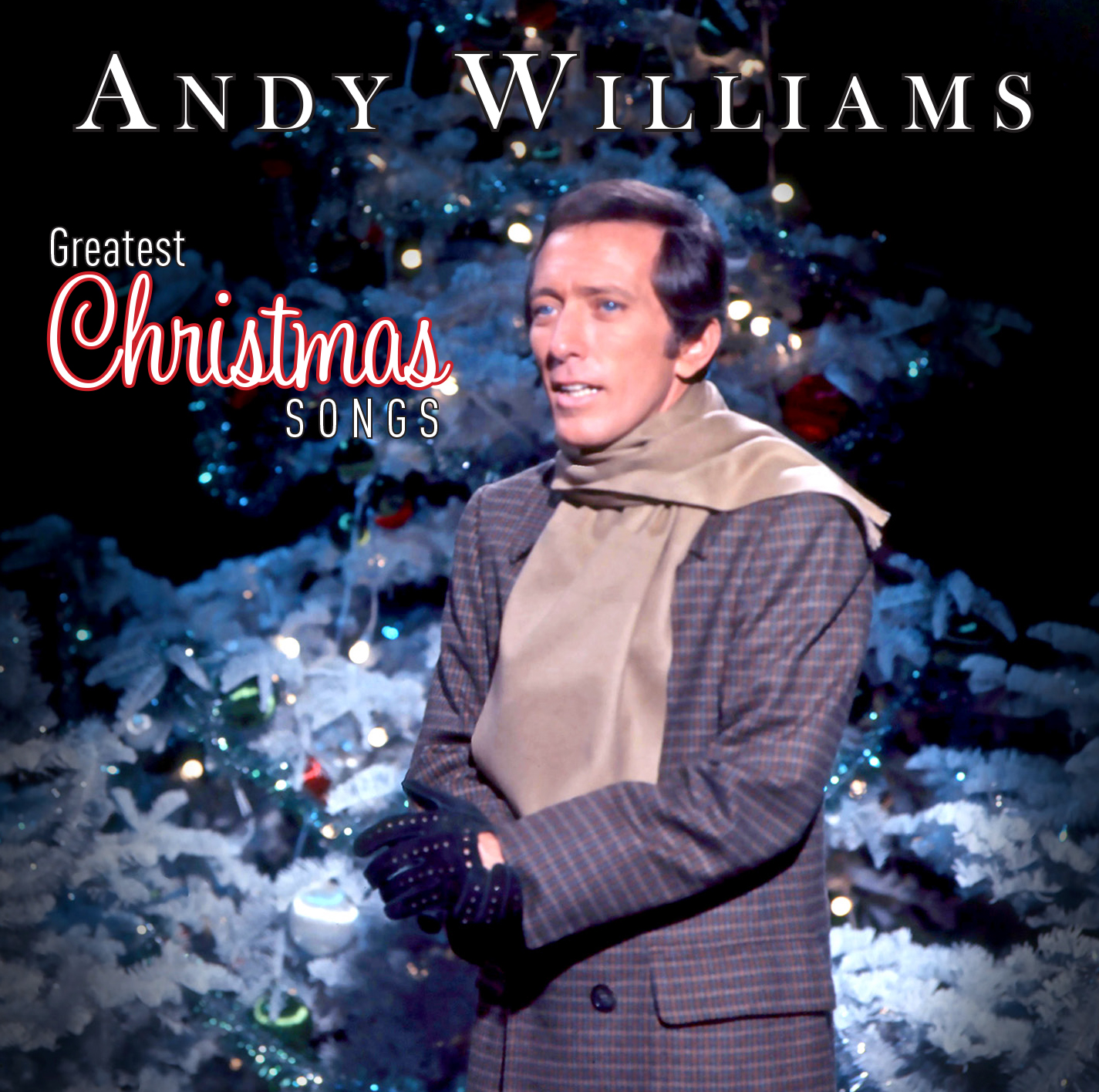 CD: Andy Williams Greatest Christmas Songs