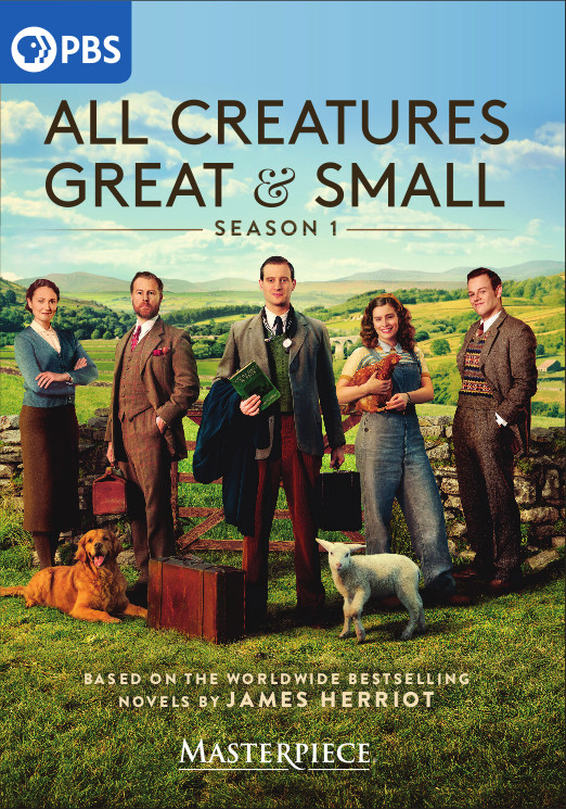 All Creatures Great and Small Series (2 DVD Set)