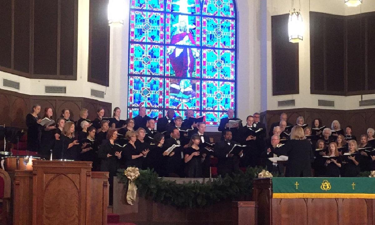 Handel's Messiah - Alabama Civic Chorale 73rd Annual Performance