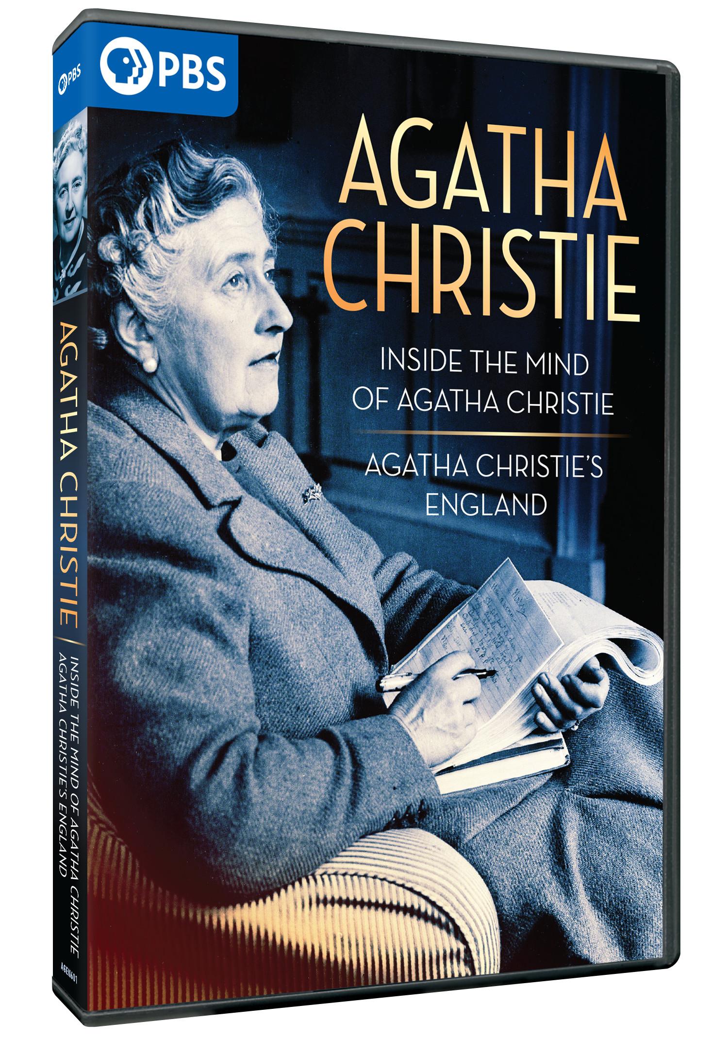 DVD: Agatha Christie: Inside the Mind of Agatha Christie and Agatha Christies England