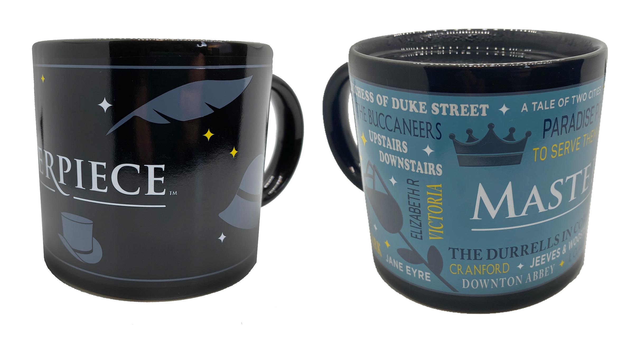 Mug: Masterpiece 50th Anniversary Heat Changing