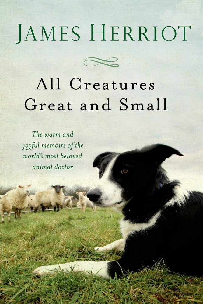 All Creatures Great and Small Paperback Book