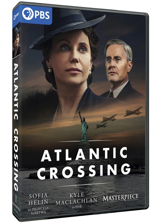 Atlantic Crossing 3 DVD Set