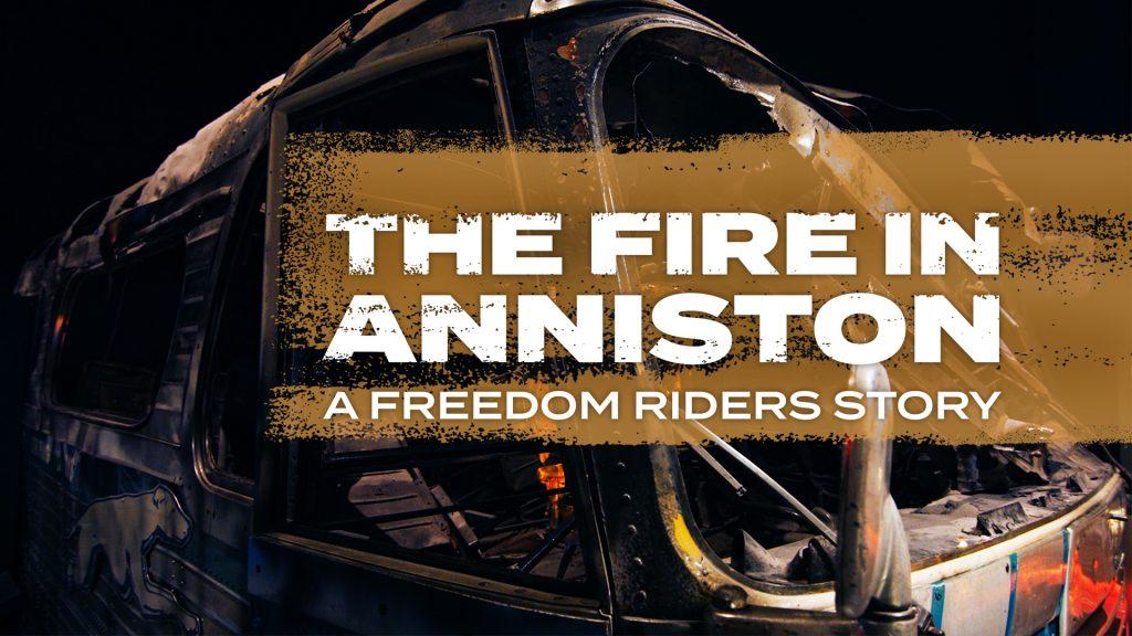 Fire in Anniston