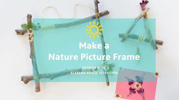 Nature Art Picture Frames
