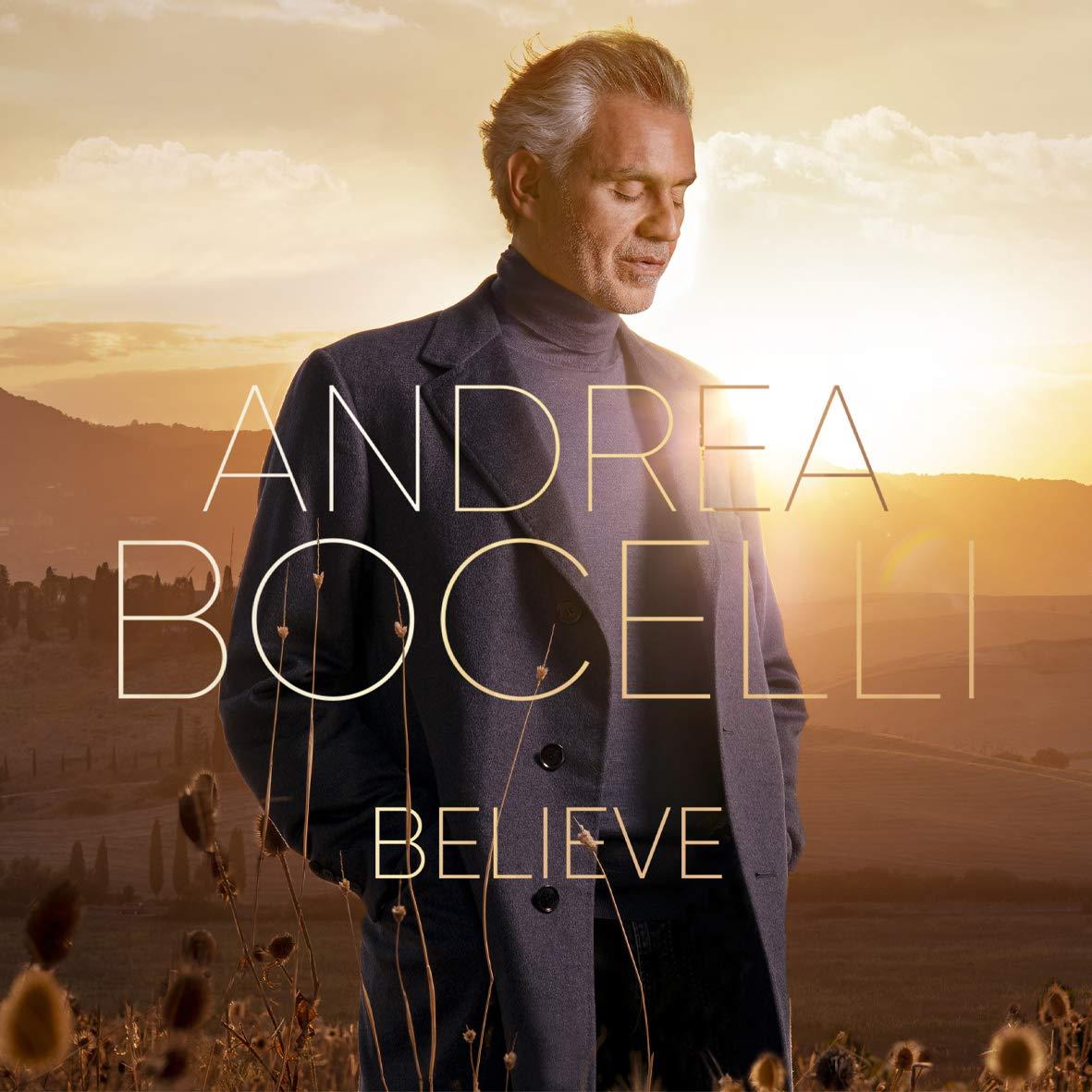 Andrea Bochelli Believe, CD-Believe