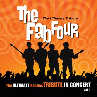 Fab Four The Ultimate Tribute CD